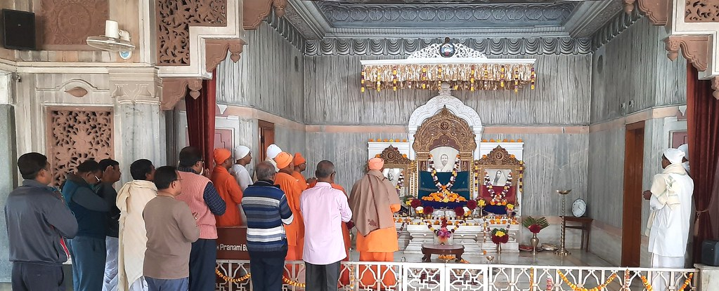 Holy Mother's Ttithi Puja (46)