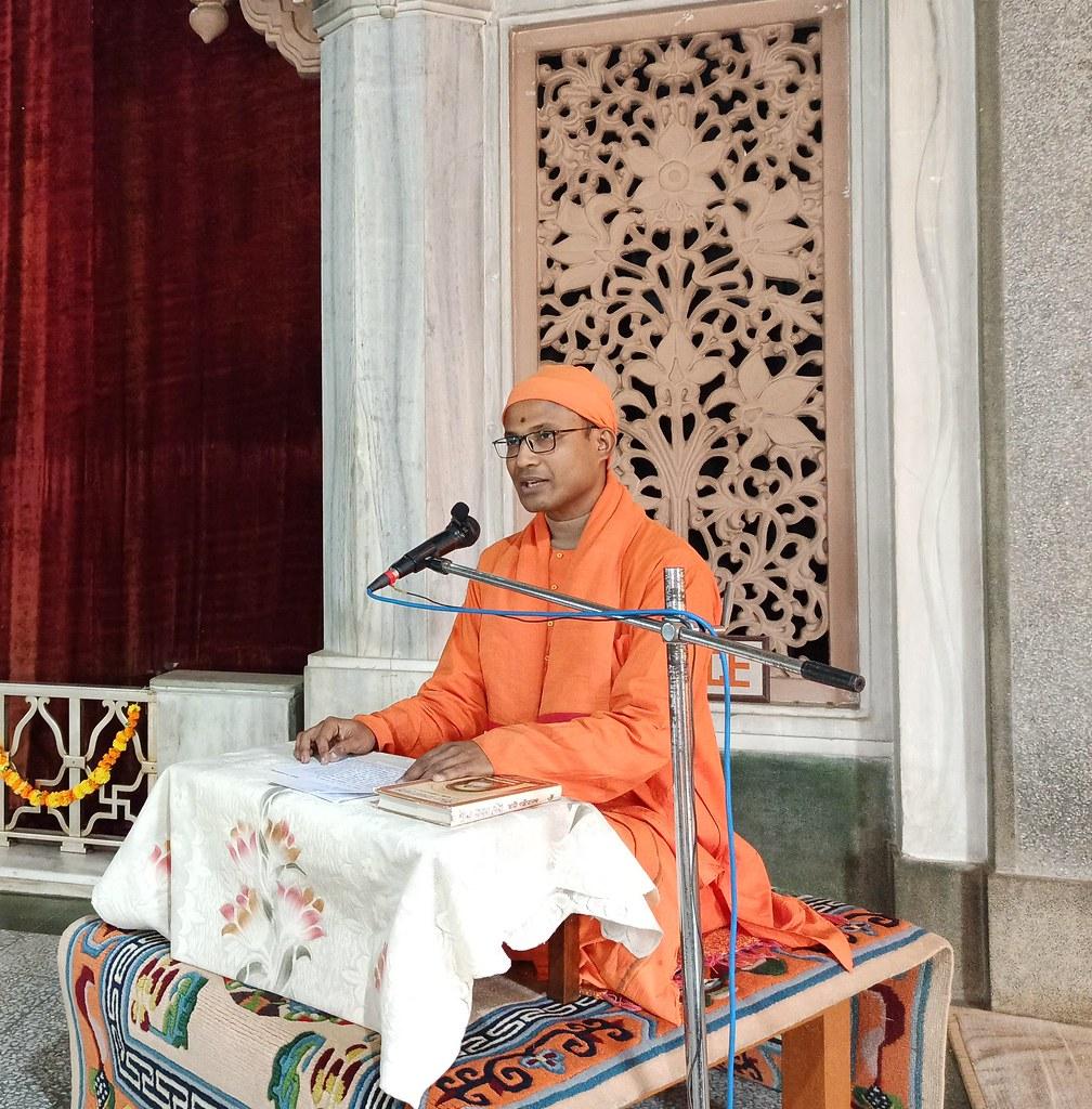 Holy Mother's Ttithi Puja (50)