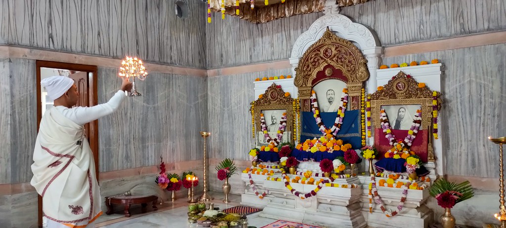Holy Mother's Ttithi Puja (61)