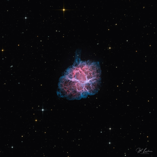 M1 - An Explosion in Space