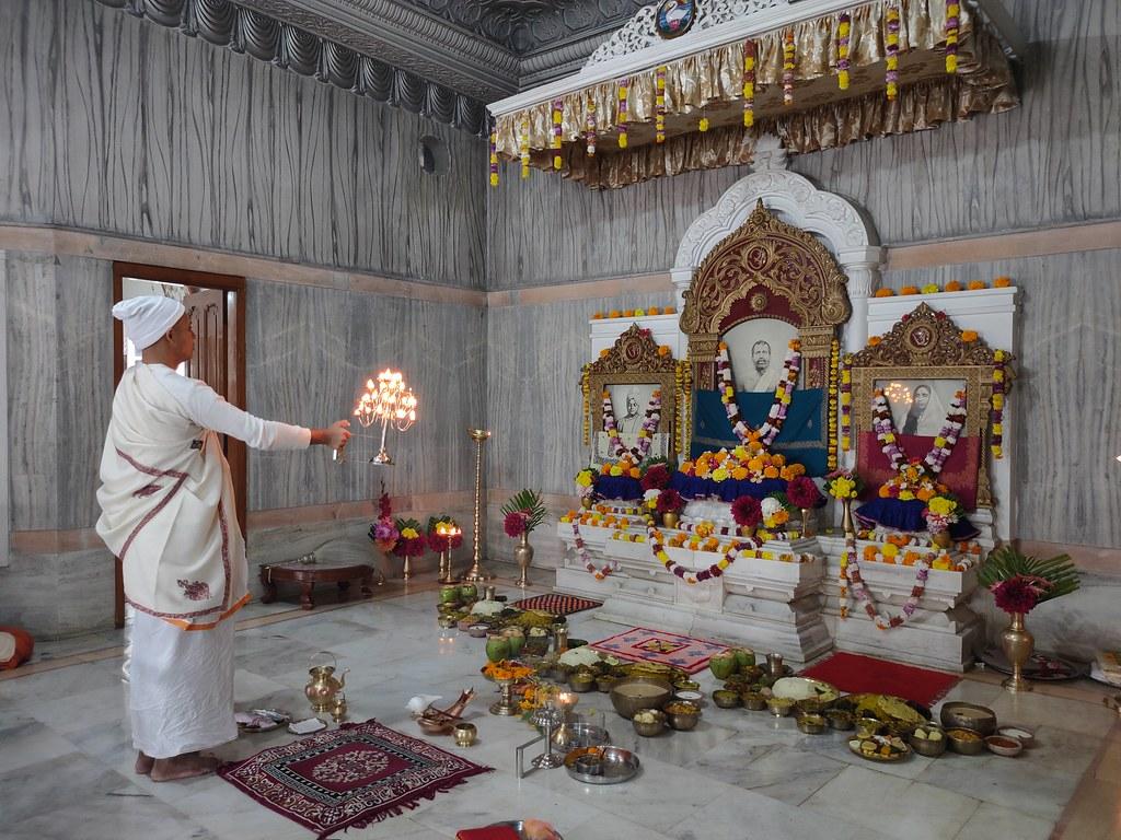 Holy Mother's Ttithi Puja (62)