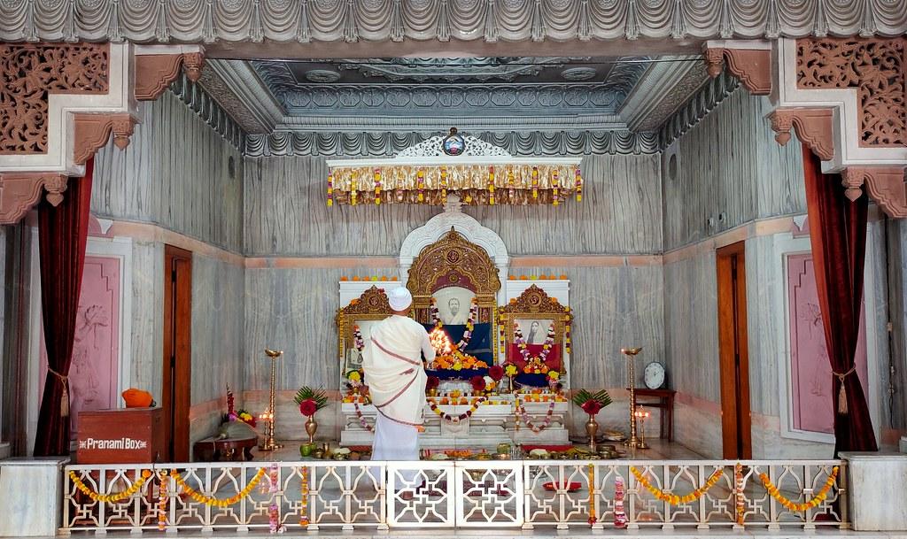Holy Mother's Ttithi Puja (64)