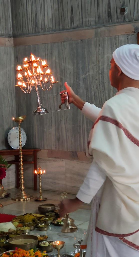 Holy Mother's Ttithi Puja (68)