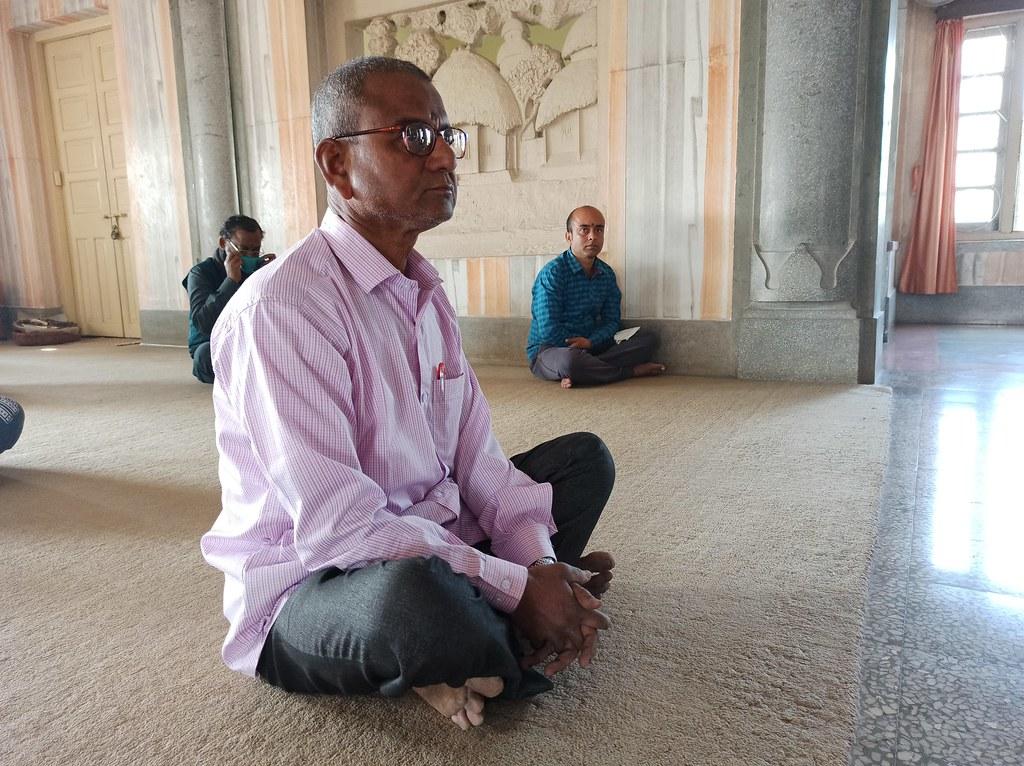 Holy Mother's Ttithi Puja (56)