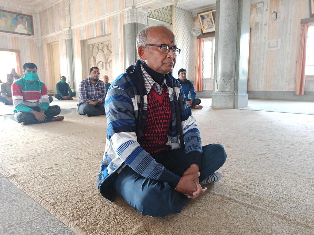Holy Mother's Ttithi Puja (57)