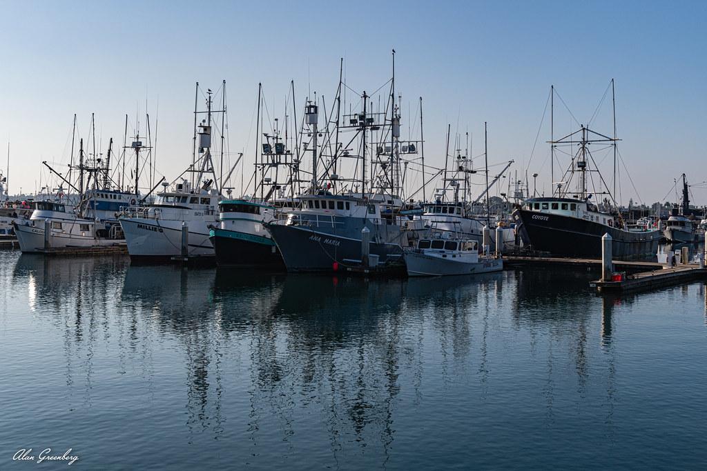 San Diego fishing fleet