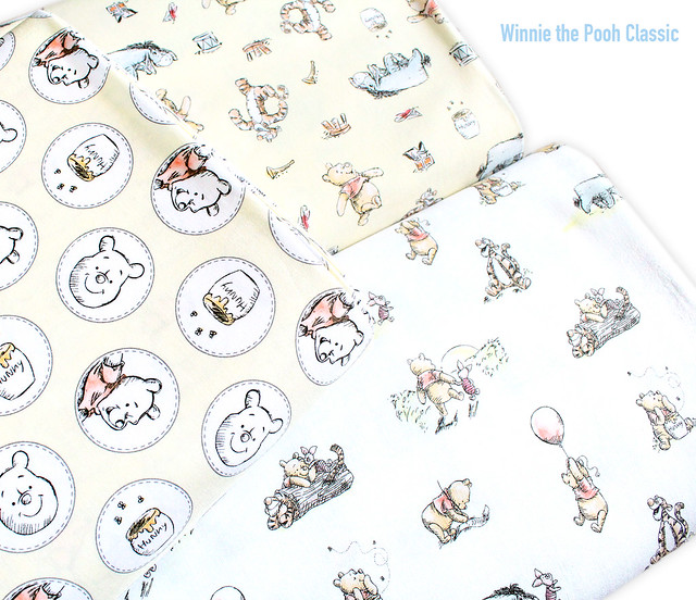 Camelot Fabrics Disney Winnie the Pooh Classic