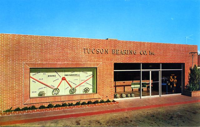 Tucson Bearing Company Inc Tucson AZ