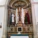 retablo capilla interior Iglesia matriz Igreja de Nossa Senhora da Encarnação en Vila Real de Santo Antonio Portugal 02