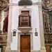 pulpito interior Iglesia matriz Igreja de Nossa Senhora da Encarnação en Vila Real de Santo Antonio Portugal