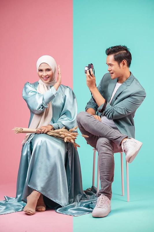 Selepas Khai Bahar, Siti Nordiana Pilih Nubhan Berduet dalam Single SEKALI LAGI