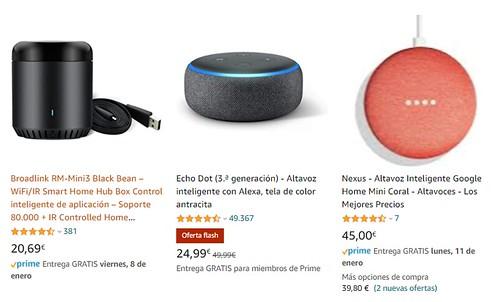 Alexa vs Google Home: ¿Cuál es el mejor asistente virtual?