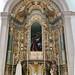 retablo capilla interior Iglesia matriz Igreja de Nossa Senhora da Encarnação en Vila Real de Santo Antonio Portugal 04