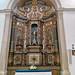retablo capilla interior Iglesia matriz Igreja de Nossa Senhora da Encarnação en Vila Real de Santo Antonio Portugal 01