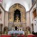 altar mayor interior Iglesia matriz Igreja de Nossa Senhora da Encarnação en Vila Real de Santo Antonio Portugal 02