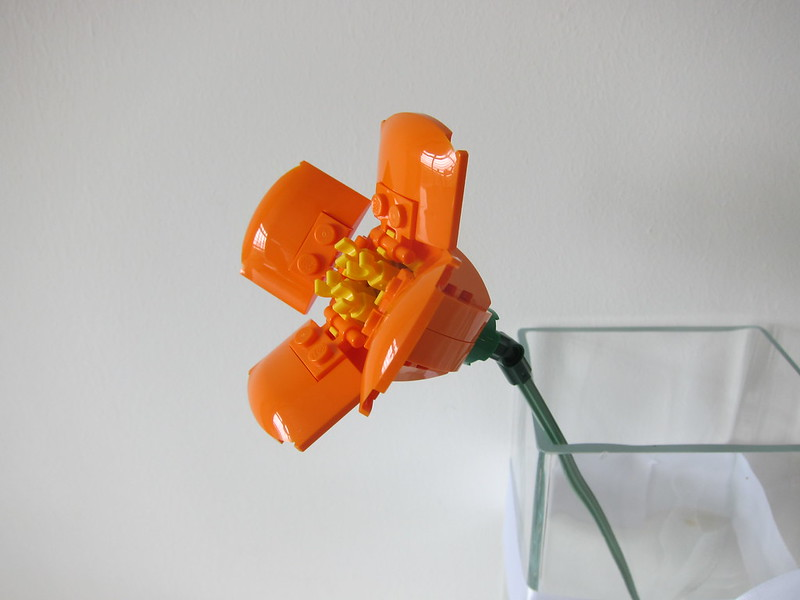 LEGO Flower Bouquet 10280 - 1 Stalk of California Poppy