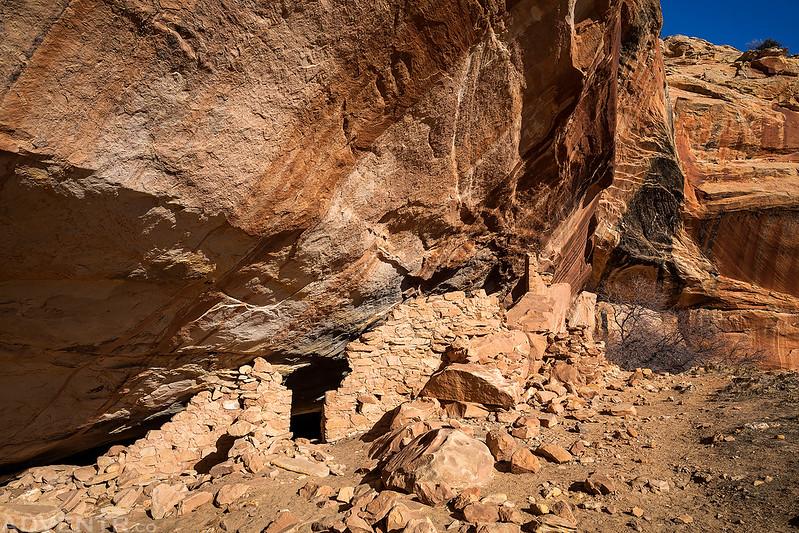Lower Split Level Ruins