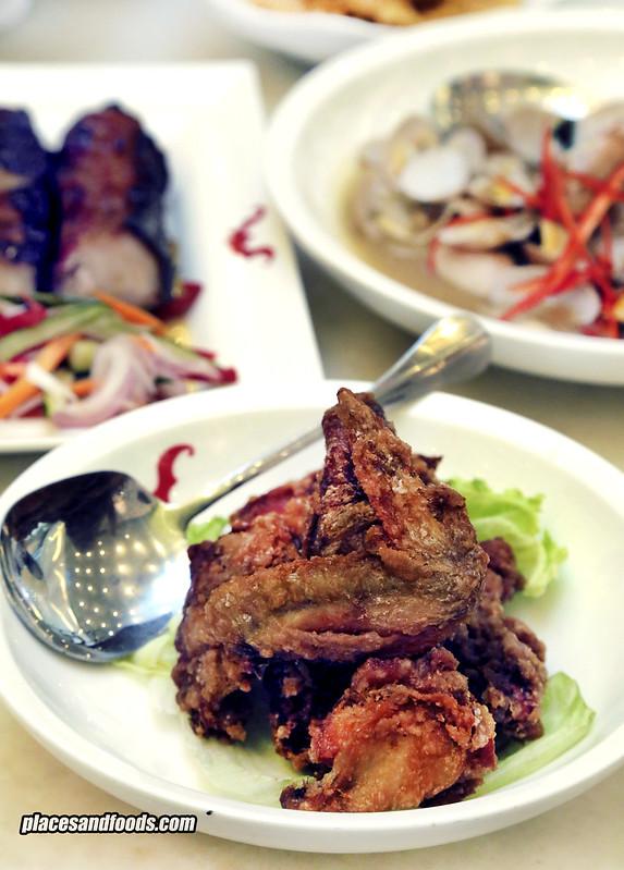 museum starling mall prawn fried chicken