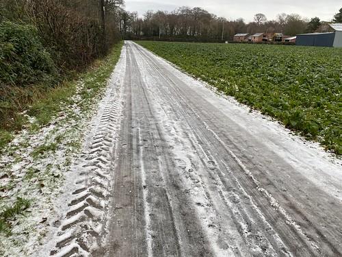 Icy Gravel