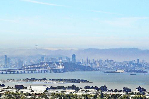 San Francisco from UC Berkeley