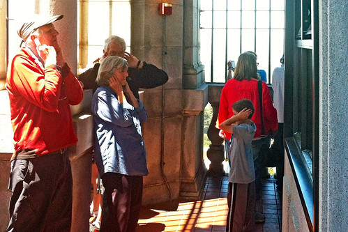 Carillon Concert Cringing