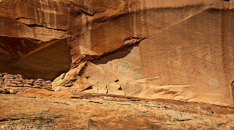 Green Pictographs