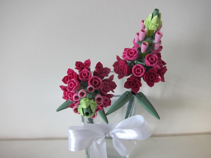 LEGO Flower Bouquet 10280 - 2 Stalks of Snapdragon