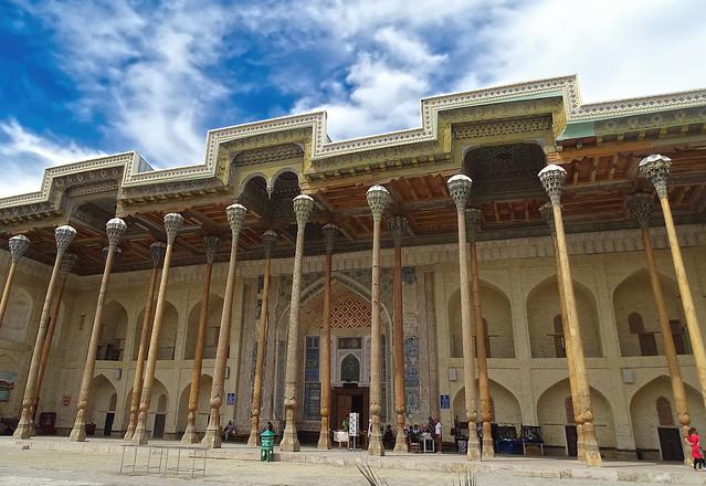 Moschea Bolo Hauz