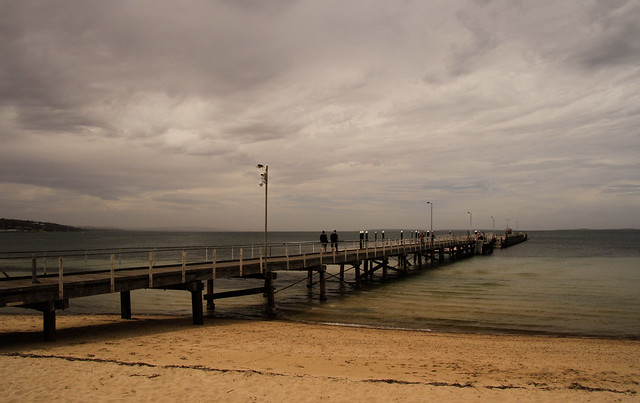Port Lincoln town jetty