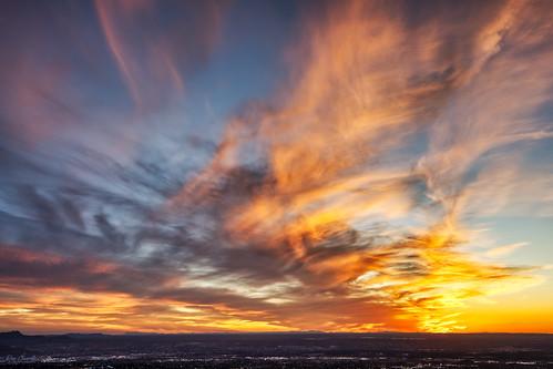 sunset sky landscape elpaso texas westtexas sonya7iii sigmamc11 canonef1635mmf4lisusm clouds drama