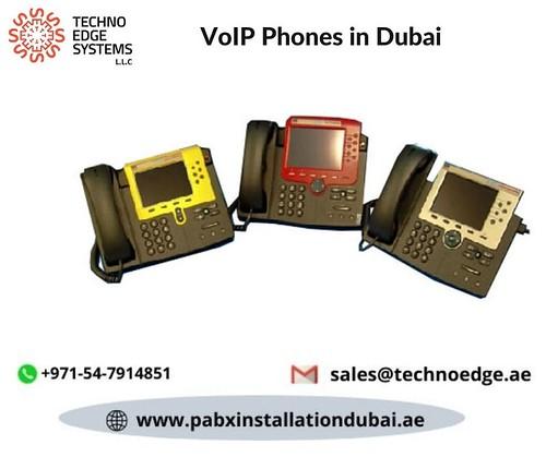 VoIP Phones in Dubai
