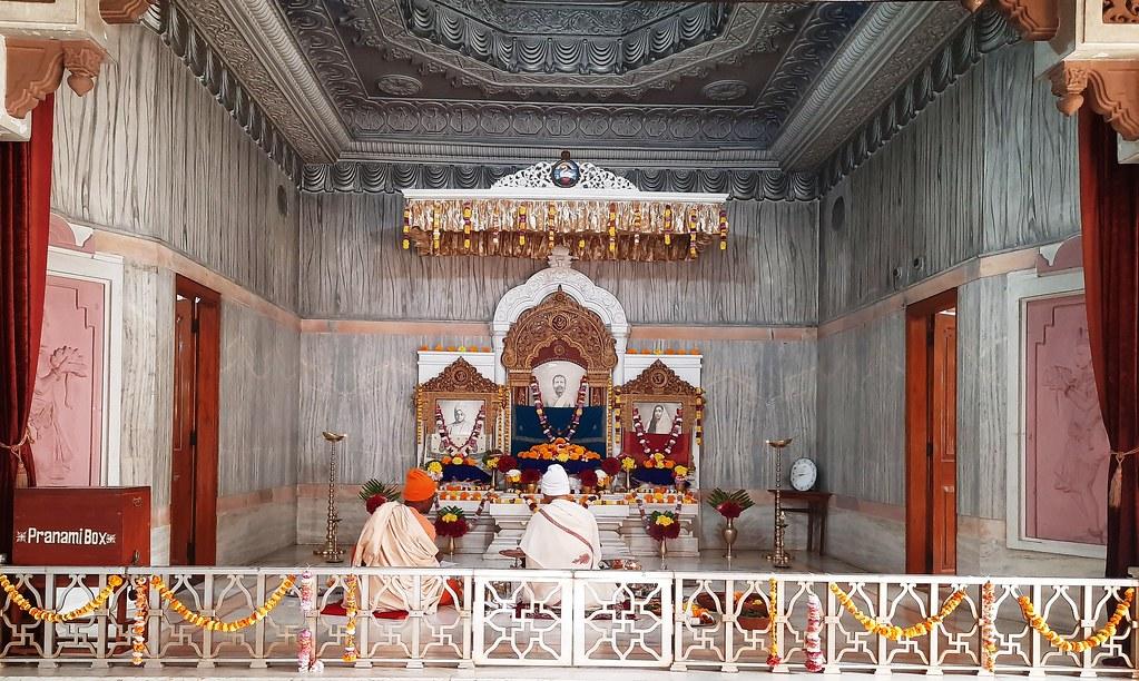 Holy Mother's Ttithi Puja (7)