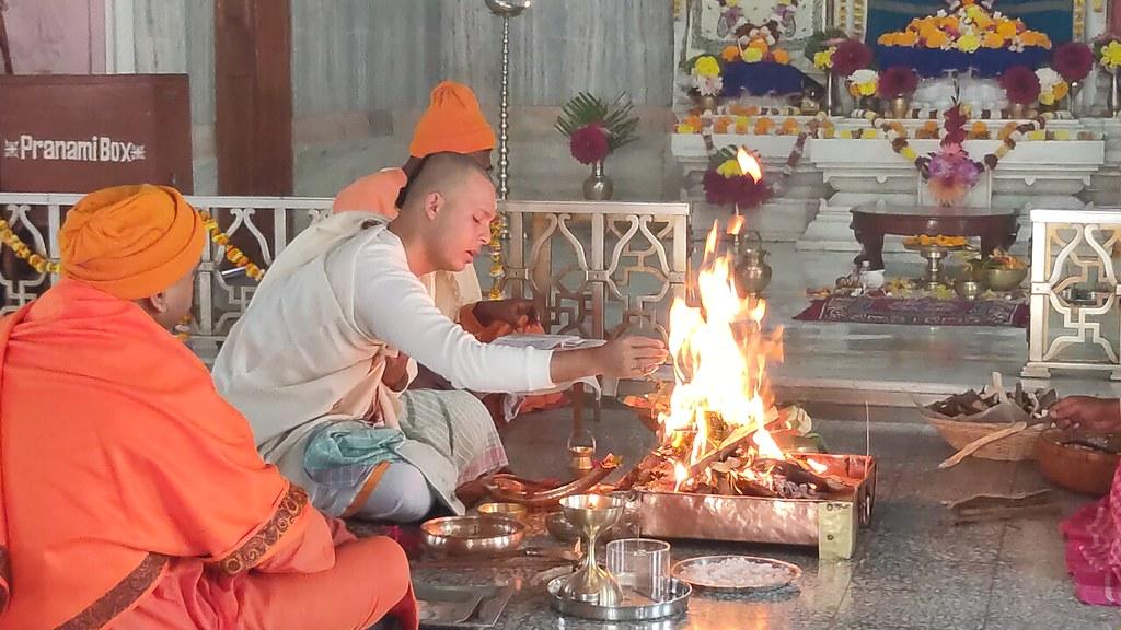 Holy Mother's Ttithi Puja (12)