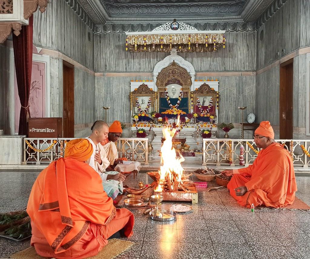 Holy Mother's Ttithi Puja (17)