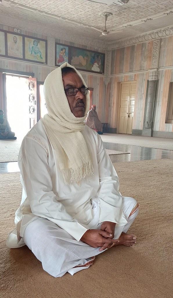 Holy Mother's Ttithi Puja (19)