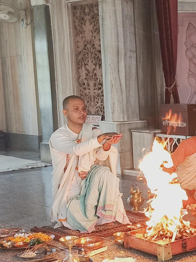 Holy Mother's Ttithi Puja (23)