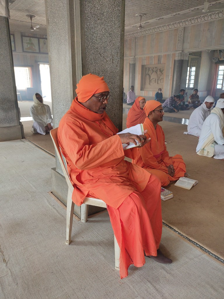 Holy Mother's Ttithi Puja (27)