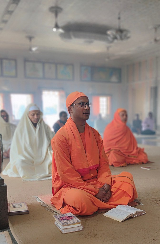 Holy Mother's Ttithi Puja (29)