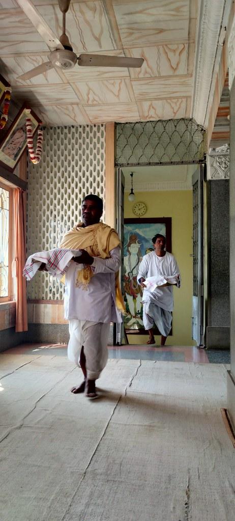 Holy Mother's Ttithi Puja (32)