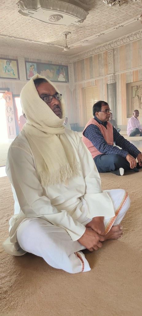 Holy Mother's Ttithi Puja (33)