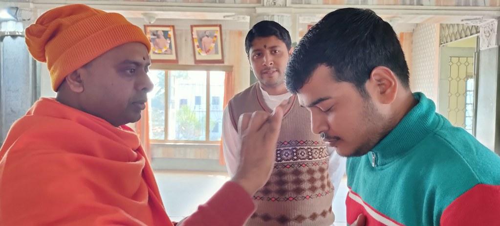 Holy Mother's Ttithi Puja (41)