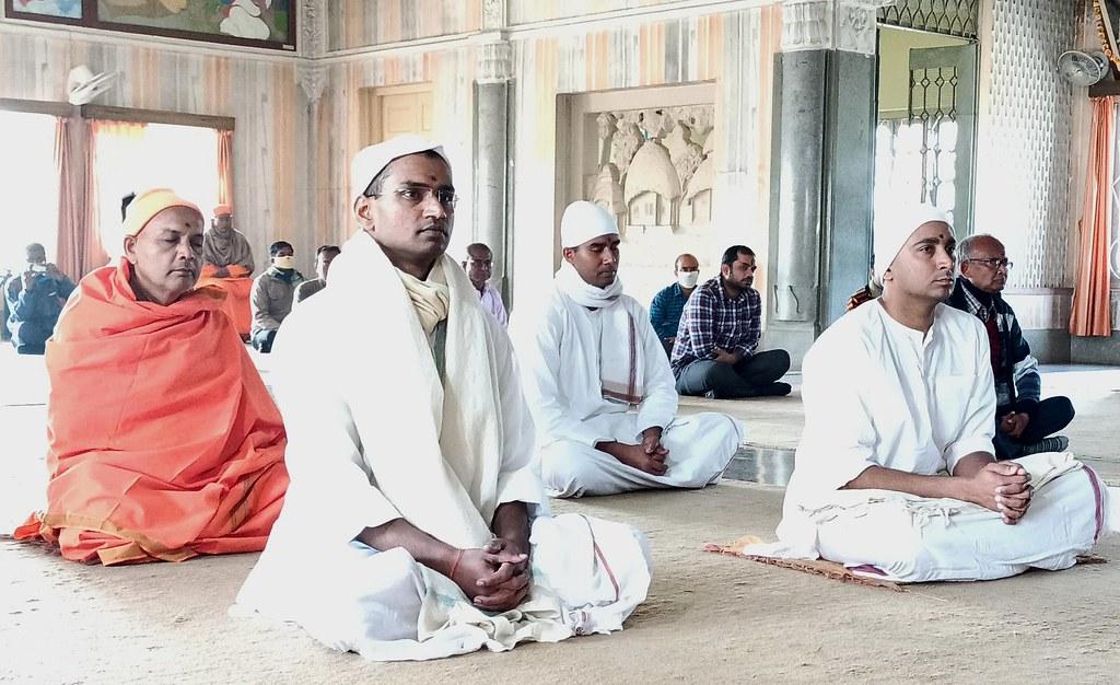Holy Mother's Ttithi Puja (48)