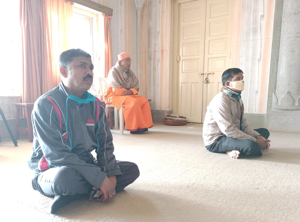 Holy Mother's Ttithi Puja (52)