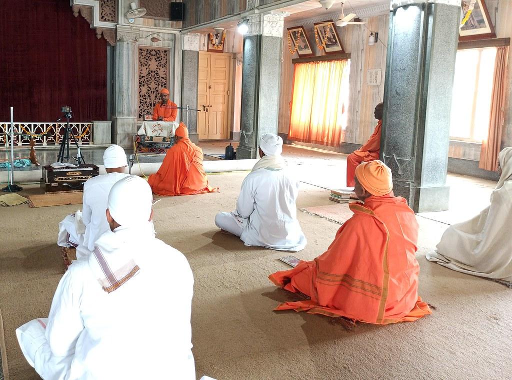Holy Mother's Ttithi Puja (58)