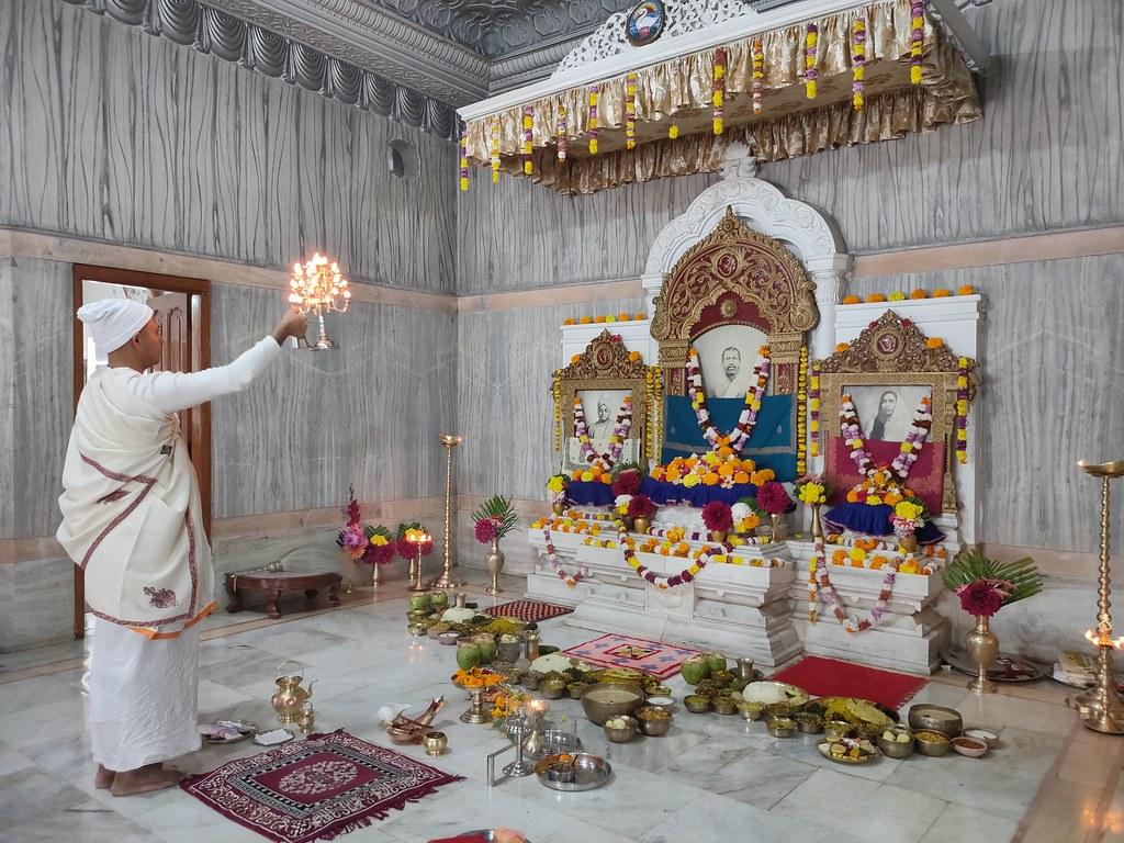 Holy Mother's Ttithi Puja (63)