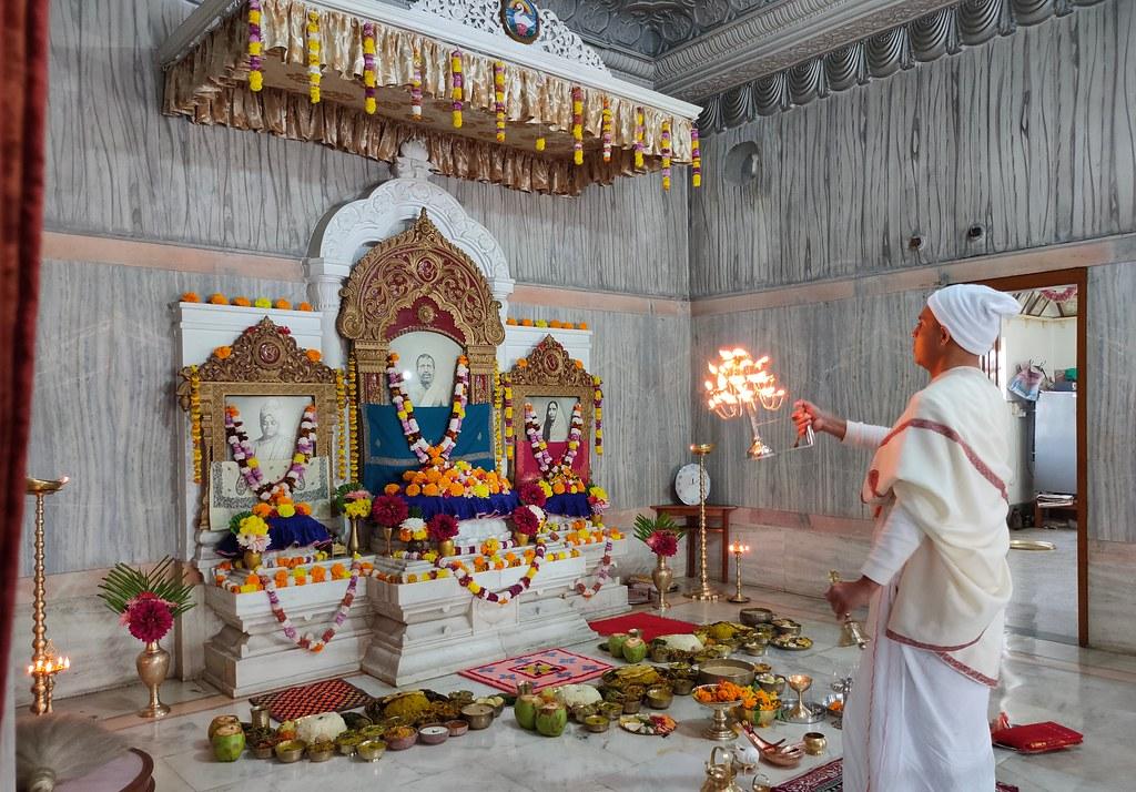Holy Mother's Ttithi Puja (66)