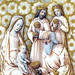 Adoration of Magic by Jean Bourdichon, Book of Hours of King of France Charles VIII, circa 1483