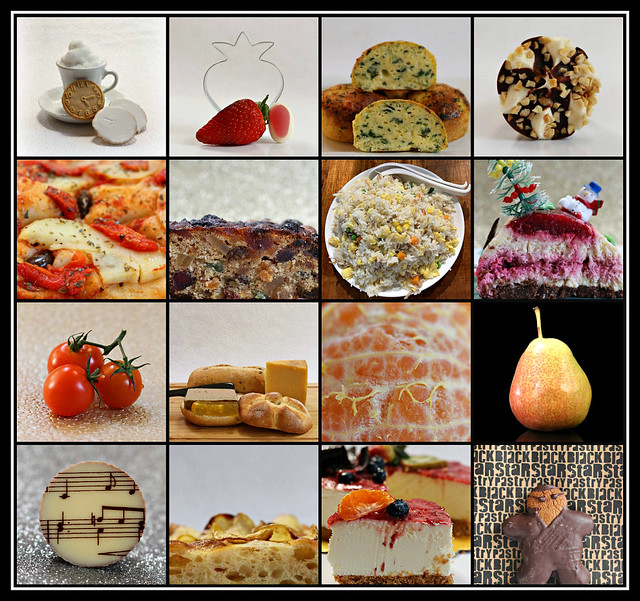 Some favourite food & drinks of 2020 collage #10
