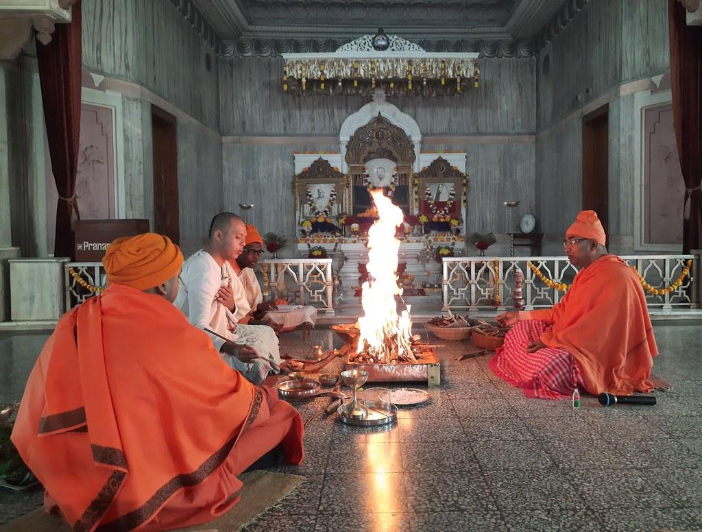 Holy Mother's Ttithi Puja (9)