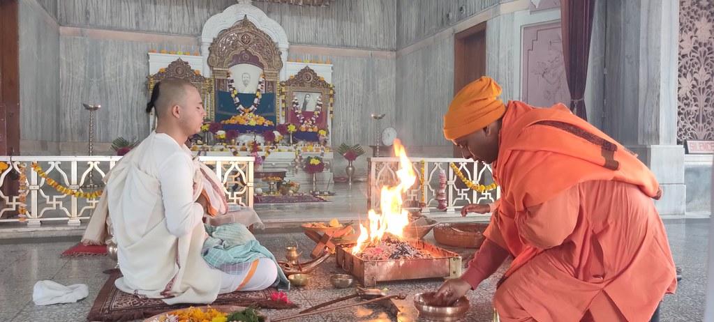 Holy Mother's Ttithi Puja (13)